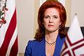 10.Saeimas priekšsēdētāja Solvita Āboltiņa (5205787595).jpg