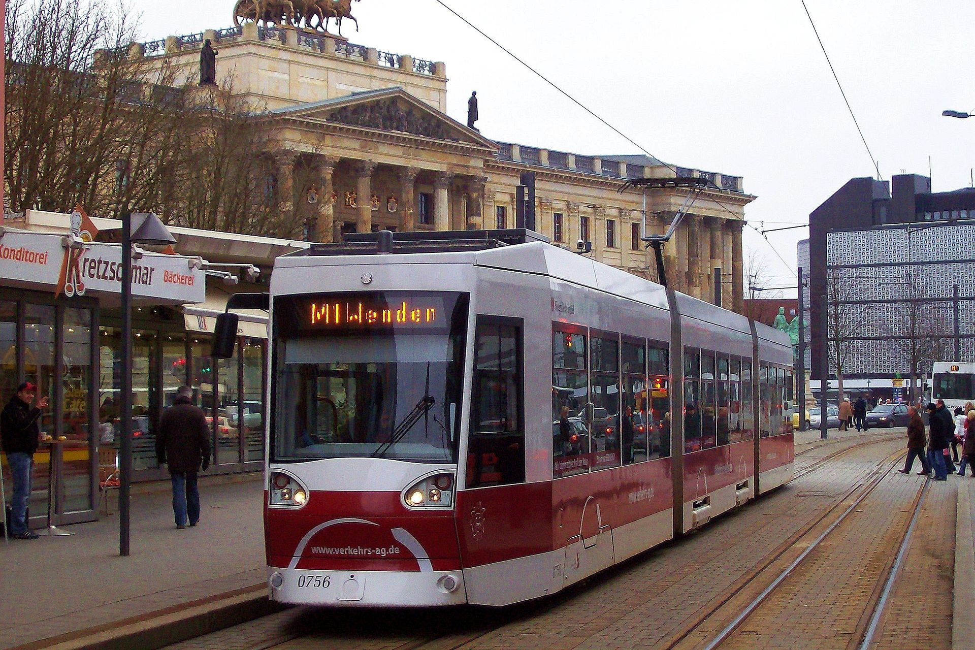 trams in braunschweig wikipedia. Black Bedroom Furniture Sets. Home Design Ideas