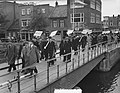 100 jaar KIM Den Helder , eerste dag, Bestanddeelnr 906-7854.jpg