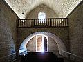 102 Santa Maria de Terrassa, la nau, vora el portal d'entrada.JPG