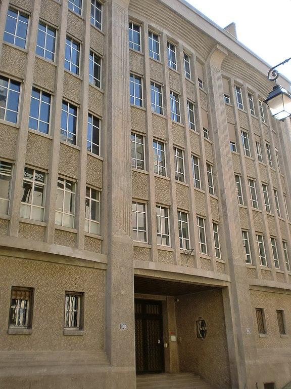 File 106 108 rue du temple jpg wikimedia commons for Jardin 41 rue du temple