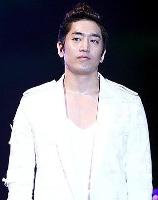 Eric Mun South Korean singer and actor