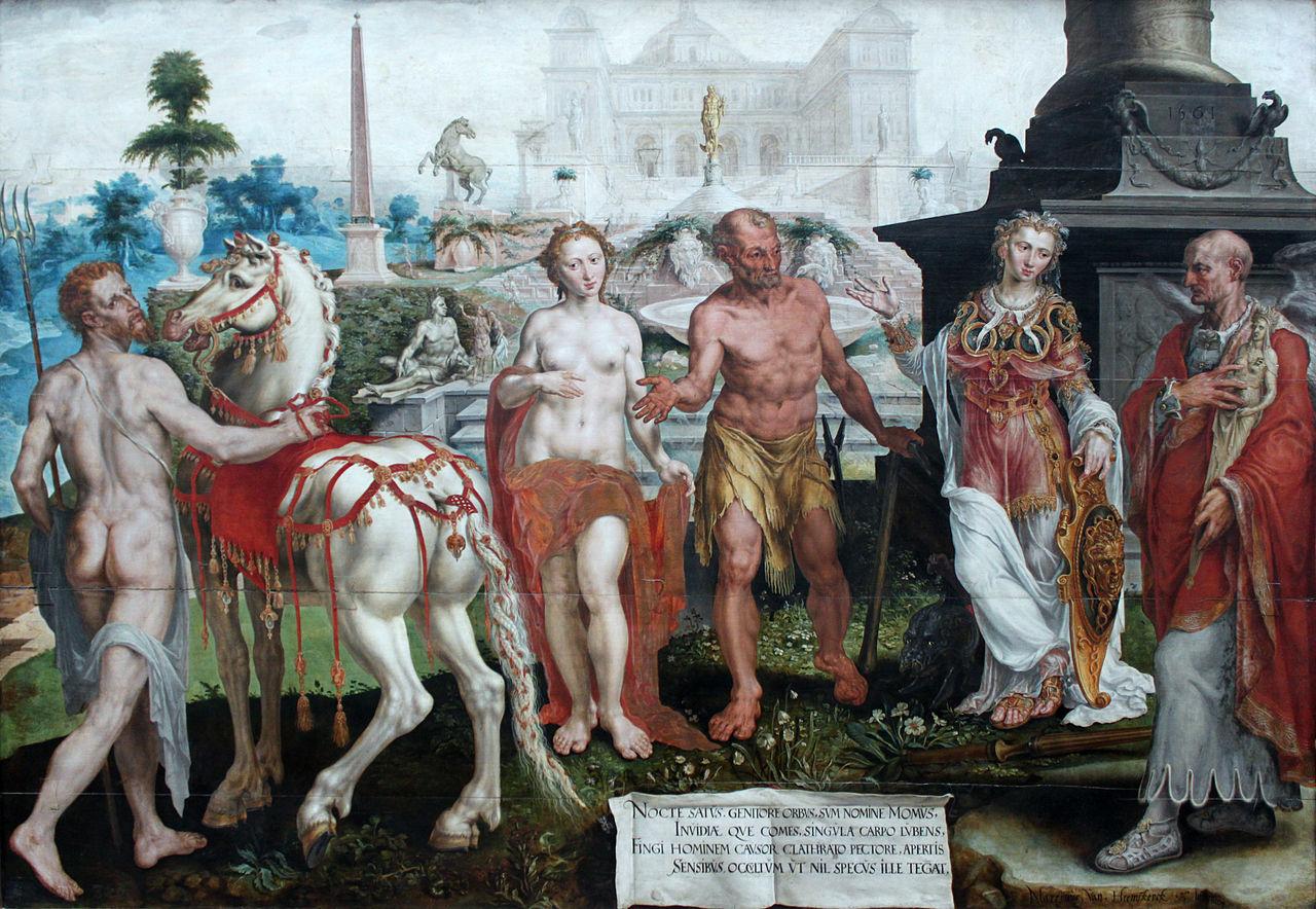 https://upload.wikimedia.org/wikipedia/commons/thumb/a/a9/1561_v._Heemskerck_Momus_tadelt_die_Werke_der_Goetter.JPG/1280px-1561_v._Heemskerck_Momus_tadelt_die_Werke_der_Goetter.JPG