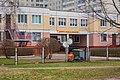 166 kindergarten (Minsk) 3 — entrance.jpg