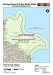 1740 - Rathmines Park, former RAAF Seaplane Base - SHR Plan 1985 (5054666b35).jpg