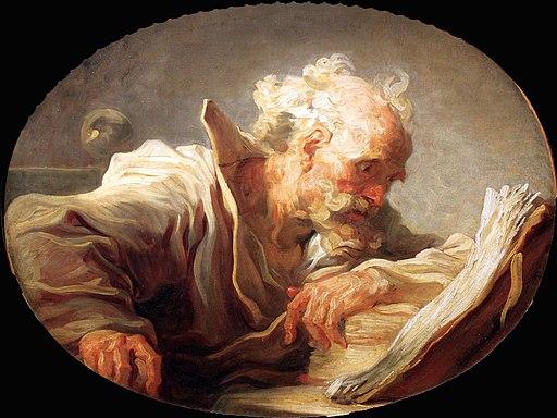 1764 Fragonard Der Philosoph anagoria