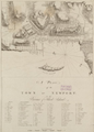 1776 map Newport RhodeIsland byDesBarres BPL 12640.png