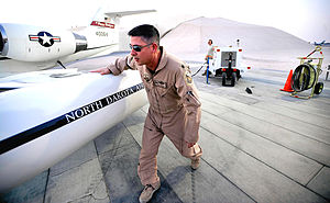 177th Airlift Squadron - 177th Airlift Squadron C-21 Learjet in Iraq, 2009