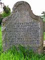 17th c. gravestone, Brenchley.JPG