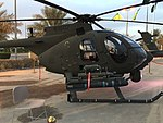 18- Saudi Arabian National Guard AH-6 Little Bird (My Trip To Al-Jenadriyah 32).jpg