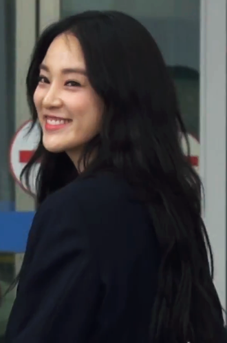 Lee Joo-yeon - Lee Joo-yeon in April 2018