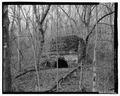 1828 LARGE SINGLE KILN, LOOKING NORTHWEST - Shepherdstown Cement Mill, River Road, Shepherdstown, Jefferson County, WV HAER WVA,19-SHEP.V,4-17.tif