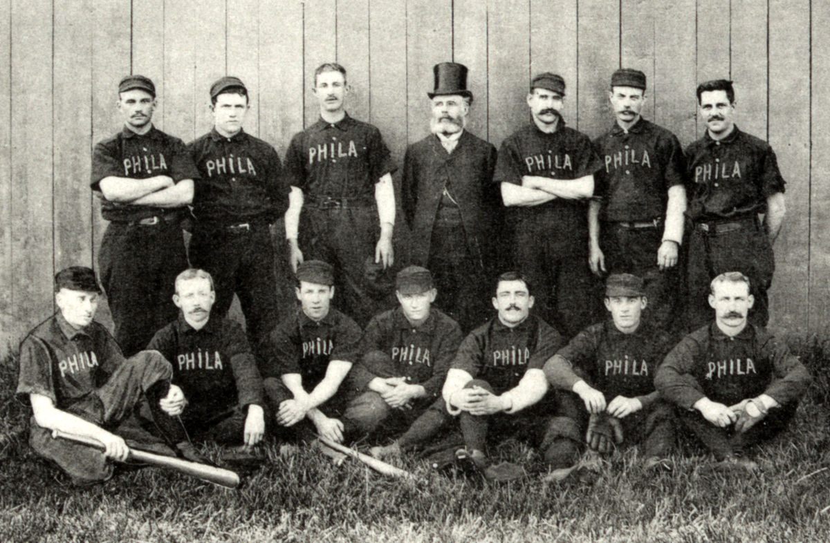 the best attitude 88405 d0cbd History of the Philadelphia Phillies - Wikipedia