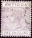 1889 1sh mauve Antigua duplex Yv18 Mi15 SG30.jpg