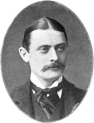 Jack Pease, 1st Baron Gainford - Pease in 1895