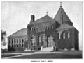 1899 Somerville public library Massachusetts.png