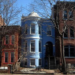 Frederick Vernon Coville - Former Washington, D.C. residence of Frederick Vernon Coville