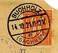 1921 40pfg Reich Buchholz Mi163.jpg