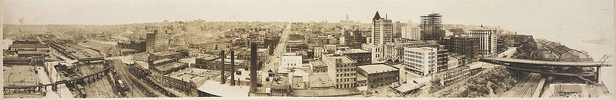 Tacoma, 1922
