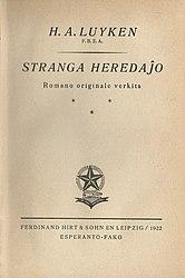 Heinrich August Luyken: Stranga Heredaĵo