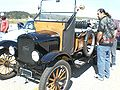 1923 Ford Model T Open Express Wagon left side.JPG