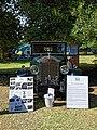 1929 Rolls-Royce Phantom I at Copped Hall, Epping, Essex, England 1.jpg