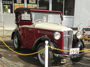 Ohta Jidosha - 1936 Ohta Type OC Phaeton