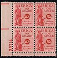 1941 Savings Stamps Plate Block Of 4.jpg