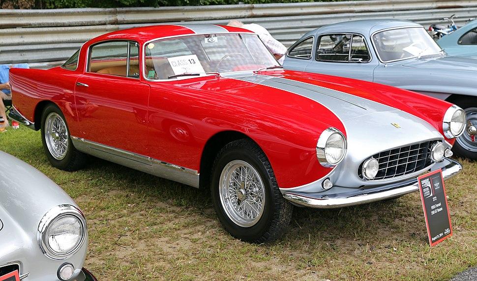 1955 (1956) Ferrari 250 GT Boano, low-roof all-alloy Berlinetta