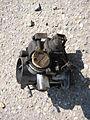 1962 Volkswagen Beetle Solex 28 PICT Carburetor (3563240739).jpg