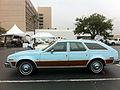 1978 AMC Concord DL wagon blue 2014-AMO-NC-07.jpg