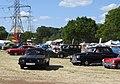 1984 Ford Capri Mk II (18589533749).jpg