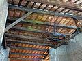 198 Cal Bosch (Mollerussa), embigat del sostre.JPG