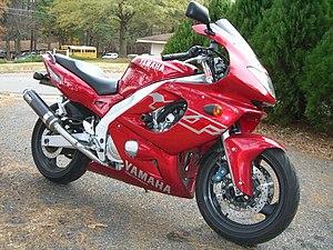 yamaha yzf600r wikipedia rh en wikipedia org 2002 Yamaha YZF600R 2002 Yamaha YZF600R