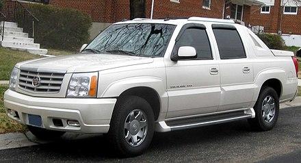 Cadillac Escalade - Wikiwand