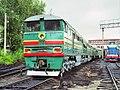 2ТЭ116-346, Russia, Tyumen region, Tyumen depot (Trainpix 155829).jpg