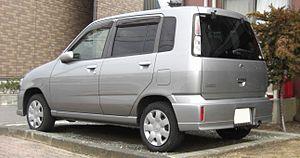 Nissan Cube - Nissan Cube Z10