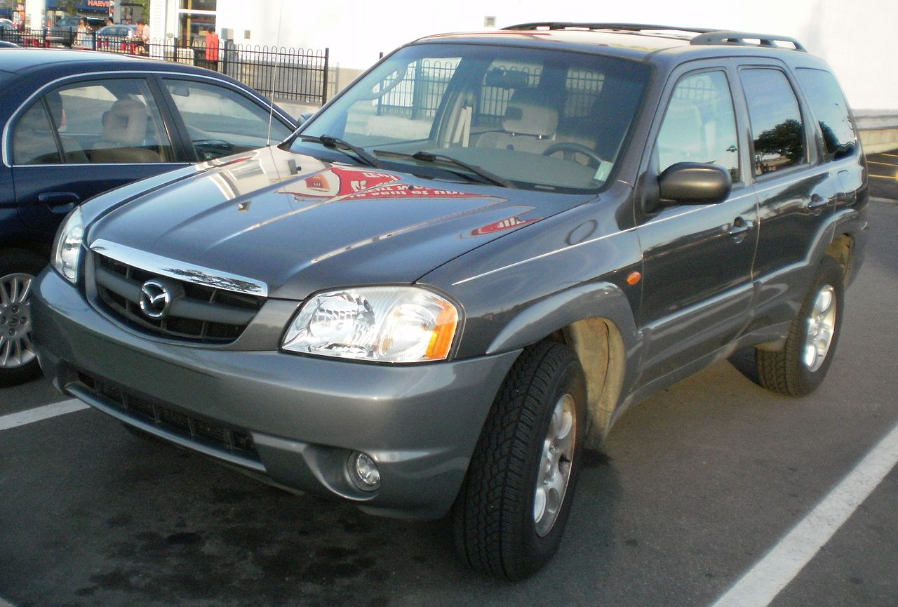 Mazda Tribute Wiki Ides Dimage De Voiture 4wd Wiring Diagram 2003 File2007 My06 V6 Rv Solar System