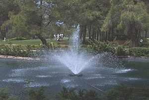 Belek - Golf course Gloria in Belek