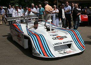 Martini Racing - Lancia LC1 1982
