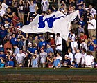The Cubs' 10,000th Win Commemoration at Wrigley Field