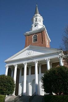 wiki list churches original free will baptist convention