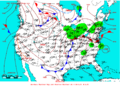 2009-05-27 Surface Weather Map NOAA.png