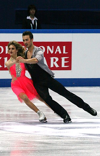 Gabriella Papadakis - Papadakis/Cizeron at the 2012-13 JGP Final