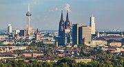2013-08-10 07-18-55 Ballonfahrt über Köln EH 0626