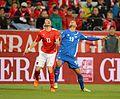 2014-05-30 Austria - Iceland football match, Rúrik Gíslason 0322.jpg
