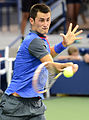 2014 US Open (Tennis) - Tournament - Bernard Tomic (15116257566).jpg