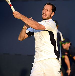 Michaël Llodra - 2014 US Open (Llorda, 2014