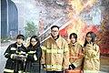 2015년 11월 서울특별시 동작구 보라매안전체험관 호주 소방관 Dominic Wong 방문 IMG 3890.JPG
