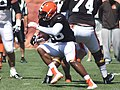 2015 Cleveland Browns Training Camp (20252619911).jpg